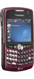 BlackBerry Curve 8330 Red for Alltel Wireless