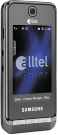 Samsung Delve R800 Black for Alltel Wireless