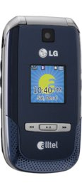 LG Swift AX500 Blue for Alltel Wireless