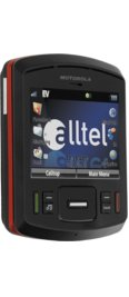 Motorola Hint QA30 Red for Alltel Wireless