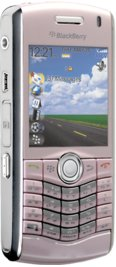 BlackBerry Pearl 8130 Pink for Alltel Wireless