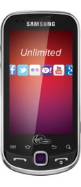 Samsung Intercept SPH-M910 for Virgin Mobile