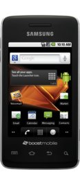 Samsung Galaxy Prevail for Boost Mobile