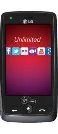 LG Rumor Touch for Virgin Mobile