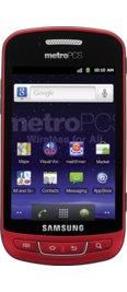 Samsung Admire Red for Metro PCS