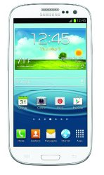 Samsung Galaxy S III with 16GB White for Verizon Wireless