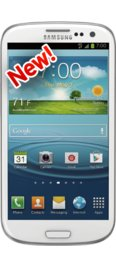 Samsung Galaxy S III Marble White for T-Mobile