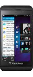 BlackBerry Z10 for Verizon Wireless