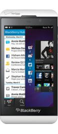 BlackBerry Z10 White for Verizon Wireless