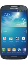 Samsung Galaxy S4, Black Mist 16GB for Amazon