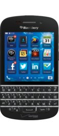 BlackBerry Q10 for Verizon Wireless