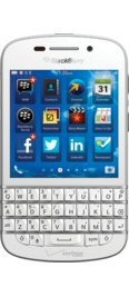 BlackBerry Q10 White for Verizon Wireless