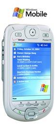 Audiovox XV6600 Pocket PC for Verizon Wireless