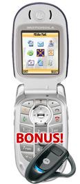 Motorola V551 for Cingular