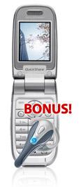Sony Ericsson Z520a for Cingular