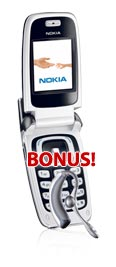 Nokia 6103 for T-Mobile