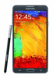 Samsung Galaxy Note 3, Black 32GB for Bluehost