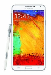 Samsung Galaxy Note 3, White 32GB for Bluehost