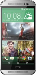 HTC One M8, Glacial Silver 32GB for Hostgator