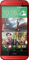 HTC One M8, Glamour Red 32GB for Verizon Wireless