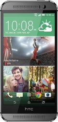 HTC One M8, Gunmetal Grey 32GB for Amazon
