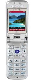 LG VX8000 for Verizon Wireless