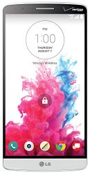 LG G3, Silk White 32GB for Amazon