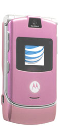 Motorola RAZR V3 Pink for AT&T