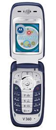 Motorola V360 for T-Mobile