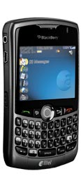 BlackBerry Curve 8330 Titanium for Alltel Wireless