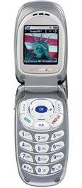 Samsung A670 for Verizon Wireless
