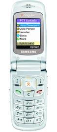 Samsung D357 for Cingular