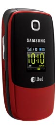 Samsung MyShot R430 Red for Alltel Wireless