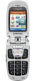 Samsung ZX10 for Cingular