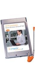 Sierra Wireless Aircard 860 PC Card for Cingular