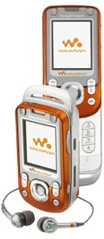 Sony Ericsson W600 for Cingular